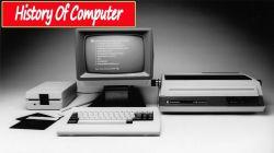 कंप्यूटर का इतिहास (History of Computer)