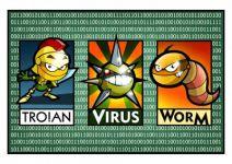 What is computer virus ? कंप्यूटर वायरस क्या है .. ?